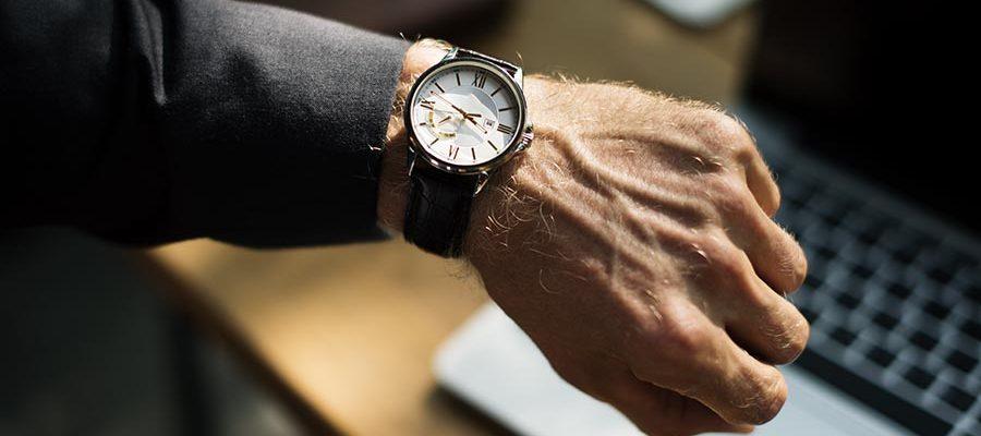 Gode grunde til at gå med armbåndsur